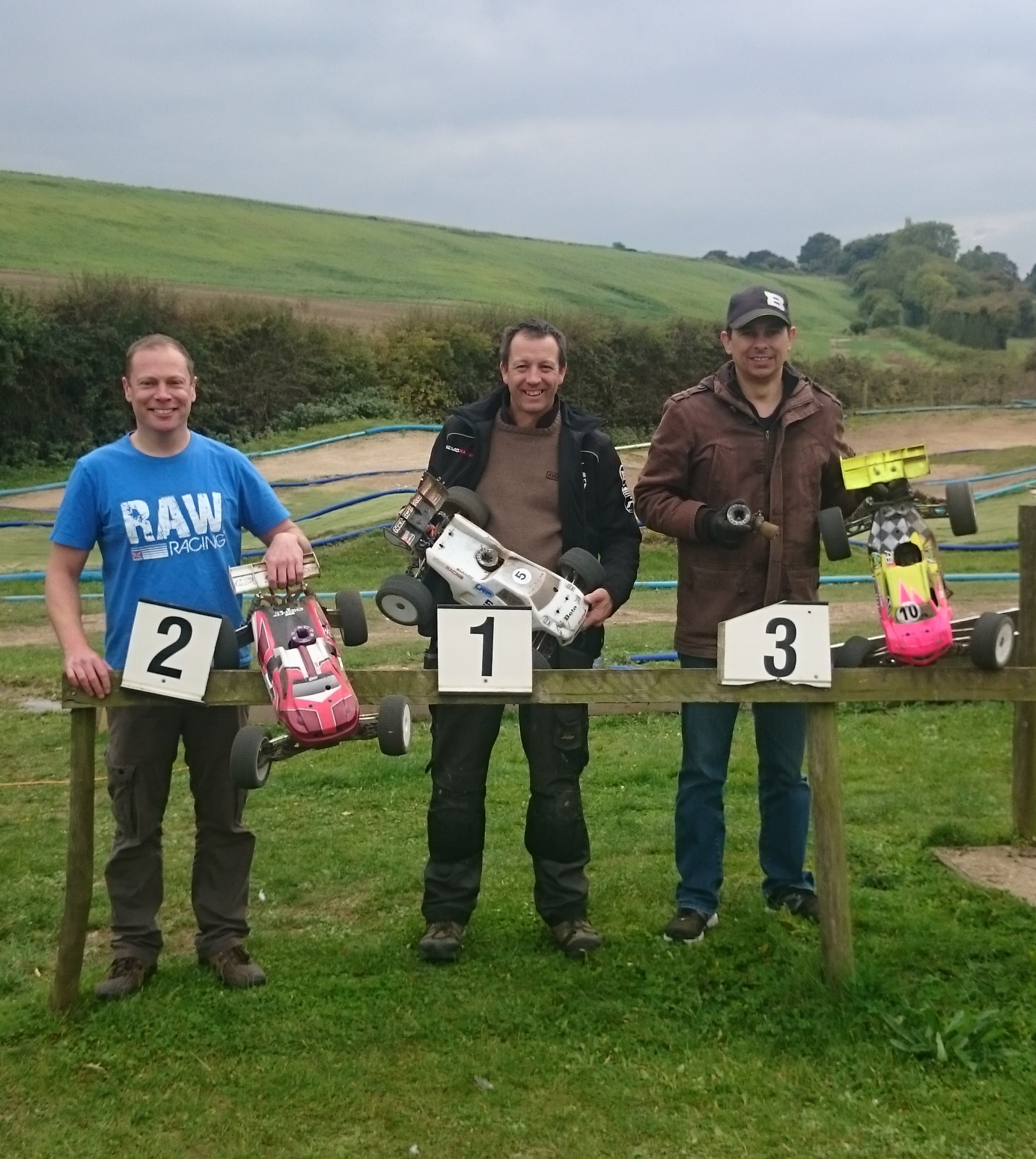 Photo RD1 18th October 2015 Winners